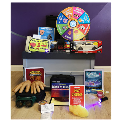 Health 4 Hire PSHE & General Health Package from Health Edco with health education materials and lesson plans, 78868